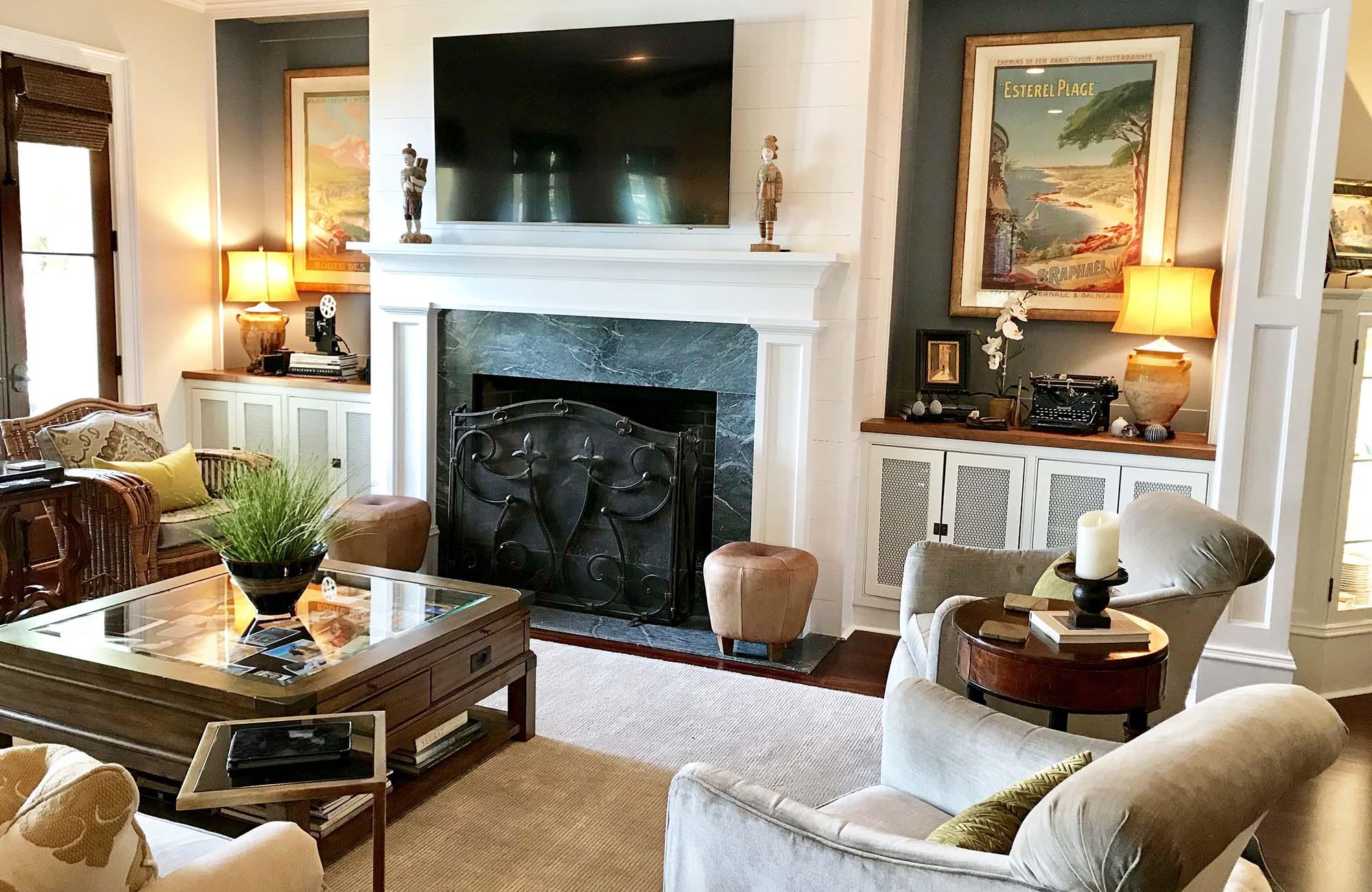 Charleston Home Interior Design